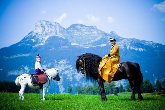 Isabel Auinger – Pferdefotografie am Loser und auf der Blaa Alm